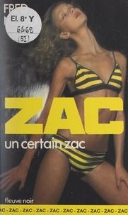 Fred Noro - Un certain Zac.