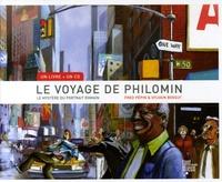 Fred Pépin et Sylvain Bossut - Le voyage de Philomin - Le mystère du portrait romain. 1 CD audio