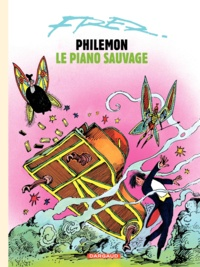 Fred - Philémon Tome 3 : Le piano sauvage.