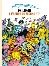 "Fred - Philémon Tome 8 : A l'heure du second ""T""."
