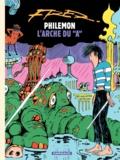 """Fred - Philémon Tome 9 : L'Arche du """"A""""."""
