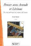 Fred Poché - Penser avec Arendt et Lévinas - Du mal politique au respect de l'autre.