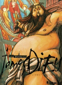 Fred Pontarolo - James Dieu Tome 3 : .