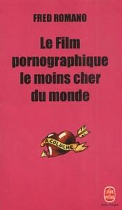 Checkpointfrance.fr Le film pornographique le moins cher du monde Image