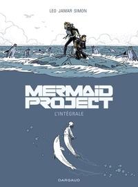 Fred Simon et Corine Jamar - Mermaid project - Integrale - Edition N/B.