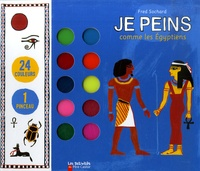 Fred Sochard - Je peins comme les Egyptiens.