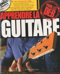 Galabria.be Apprendre la guitare Image