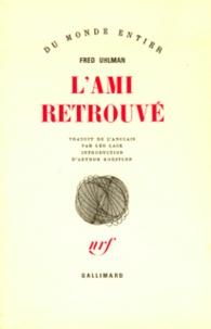 Livres audio gratuits téléchargement gratuit L'ami retrouvé  in French