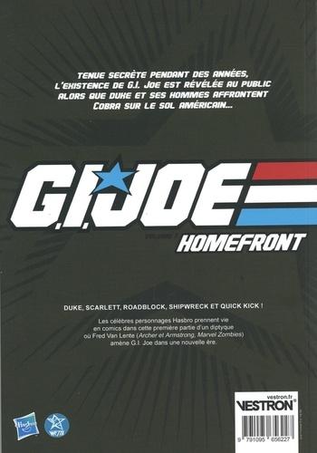 G.I. Joe Tome 1 Homefront
