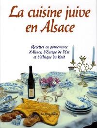 Freddy Raphaël - La cuisine juive en Alsace - Histoire et Traditions.