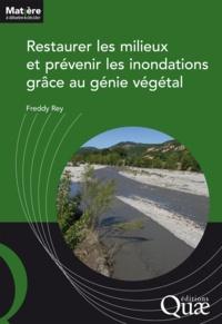 Freddy Rey - Restaurer les milieux et prévenir les inondations grâce au génie végétal.