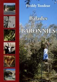 Freddy Tondeur - Balades en Baronnies.