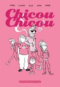 Frédé et  Claude - Chicou-Chicou.