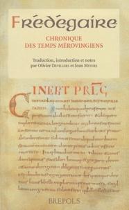 Feriasdhiver.fr Chronique des temps mérovingiens. Livre IV et Continuations, édition bilingue français-latin Image
