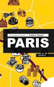 Frédéric Abergel et  Fanny - Les mangeurs de ville - paris.
