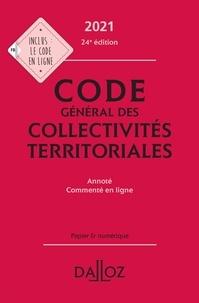 Frédéric Allaire et Vincent Crosnier de Briant - Code général des collectivités territoriales.