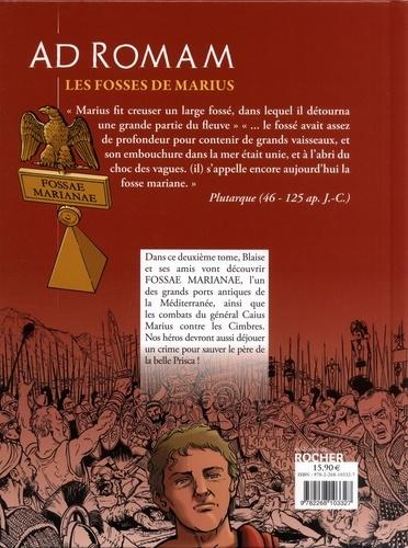 Ad Romam Tome 2 Les Fosses de Marius