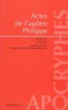 Frédéric Amsler - Actes de l'apôtre Philippe.