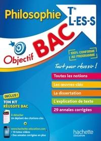 Téléchargements de livres en ligne gratuit Philosophie Tle L/ES/S in French 9782017012009