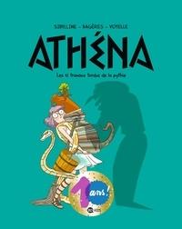 Frédéric Bagères et  Sibylline - Athéna, Tome 04 - Les 12travaux tordus de la Pythie.