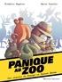 Frédéric Bagères - Panique au Zoo - Une enquête de Poulpe et Castor Burma.