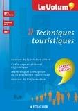 Frédéric Balot et Monica Bellet - Techniques touristiques - Le Volum' - N°10.