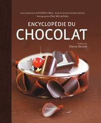 Frédéric Bau - Encyclopédie du chocolat. 1 DVD