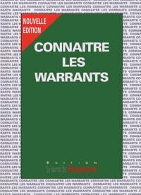 Frédéric Bériot - Connaître les warrants.