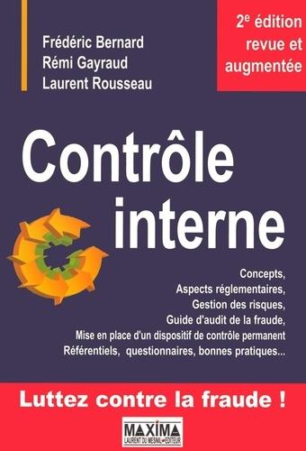 Frédéric Bernard et Rémi Gayraud - Contrôle interne.