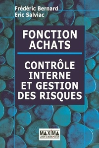 Accentsonline.fr Fonction Achats - Contrôle interne et gestion des risques Image