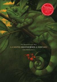 Frédéric Bernard et François Roca - La reine des fourmis a disparu - Avec une illustration collector.