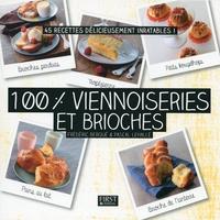 Frédéric Berqué et Pascal Lehalle - 100 % viennoiseries et brioches.