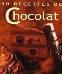 Frédéric Berqué - 30 Recettes de Chocolat.