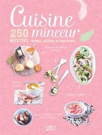 Cuisine minceur - 250 recettes testées, goûtées et appréciées.pdf