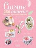 Frédéric Berqué et Carole Nitsche - Cuisine minceur - 250 recettes testées, goûtées et appréciées.