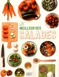 Frédéric Berqué et Manuella Chantepie - Le meilleur des salades.