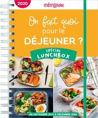 Frédéric Berqué - On fait quoi pour le déjeuner? - Spécial lunchbox.