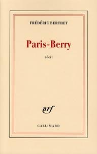 Frédéric Berthet - .