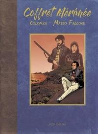 Frédéric Bertocchini et  Sandro - Coffret Mérimée - 2 volumes : Colomba ; Mateo Falcone.