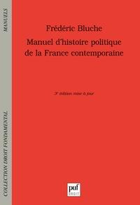Manuel dhistoire politique de la France contemporaine.pdf