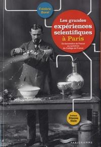 Les grandes expriences scientifiques à Paris - Du baromètre de Pascal au cyclotron du Collège de France.pdf