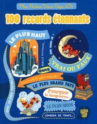 Frédéric Bosc et Eric Mathivet - 100 records étonnants.