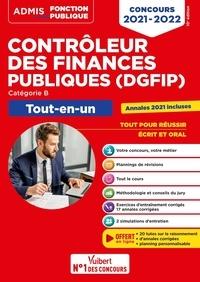 Frédéric Bottaro et Dominique Dumas - Concours contrôleur des finances publiques (DGFIP), catégorie B - Tout-en-un.
