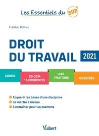 Frédéric Bottaro - Droit du travail.