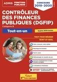 Frédéric Bottaro et Dalila Benchikh - Tout-en-un Concours contrôleur des finances publiques (DGFIP), catégorie B - Tout-en-un.