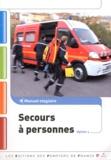 Frédéric Boulant et Frédéric Frey - Secours à personnes Option 1 - Manuel stagiaire.