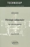 Frédéric Boulvain - Pétrologie sédimentaire - Des roches aux processus.