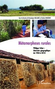 Goodtastepolice.fr Métamorphoses rurales - Philippe Schar : itinéraire géographique de 1984 à 2010 Image