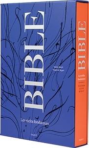 Frédéric Boyer et Serge Bloch - Bible - Les récits fondateurs - De la Genèse au Livre de Daniel. 1 DVD