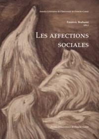 Frédéric Brahami - Les affections sociales.